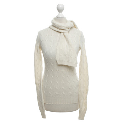 Ralph Lauren Cashmere sweater in beige