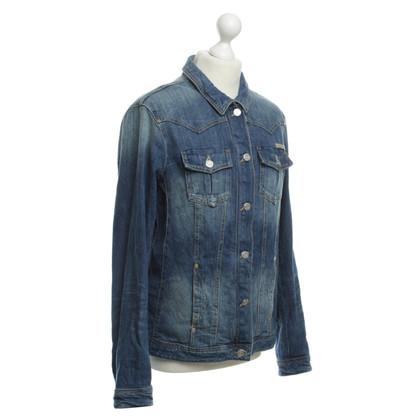 Bogner Jeansjacke mit heller Waschung