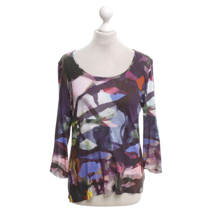 Escada Knit top with pattern