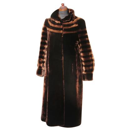 Other Designer Brown fur coat