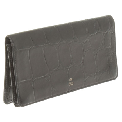 Mulberry Wallet in black