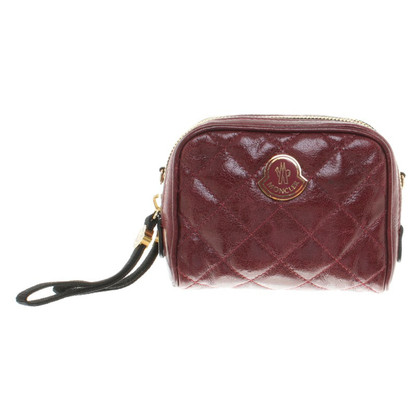 Moncler Bag in Bordeaux