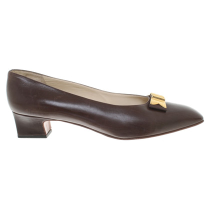 Bally pumps leer