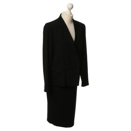 Max Mara Costume in black