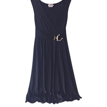 Max & Co Max & Co abito nero con dettagli in oro
