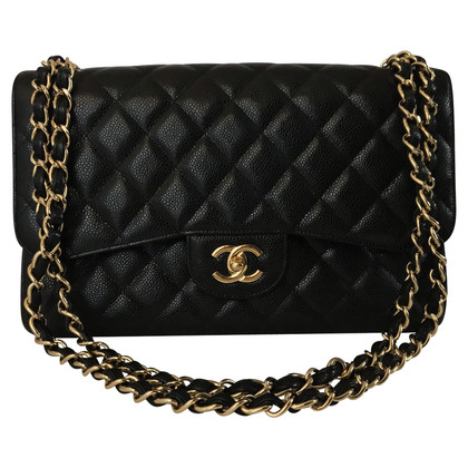 Chanel CHANEL JUMBO DOUBLE FLAP