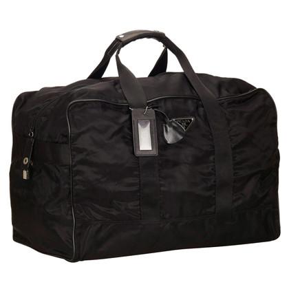 Prada Prada Nylon Duffel Bag