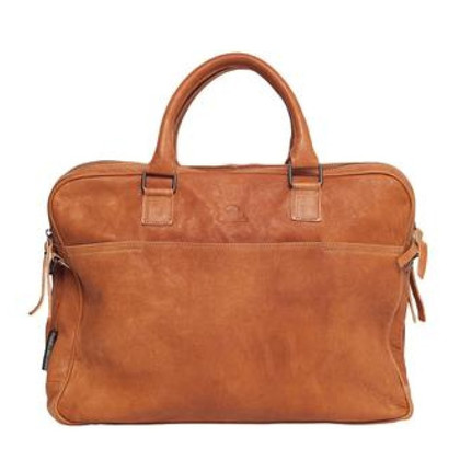 Fred de la Bretoniere Working Bag - Moreno Cuoio