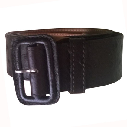 Furla Crocodile leather belt