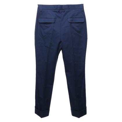 Jil Sander Pantaloni in blu