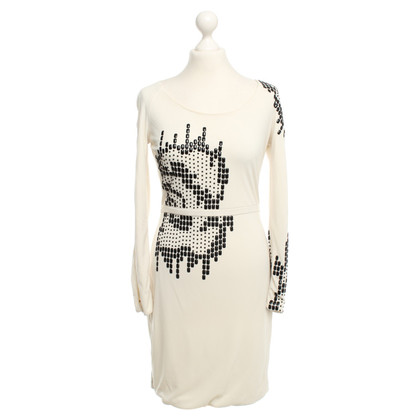 Halston Heritage Dress with embroidery