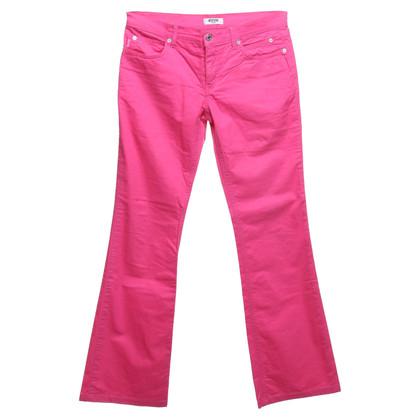 Moschino Jeans in het roze