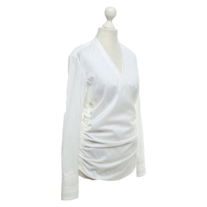 Hugo Boss Blouse in white