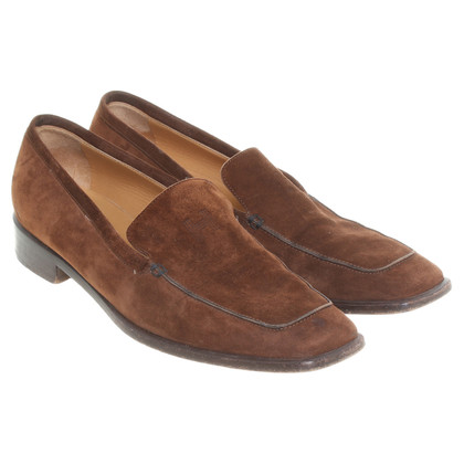 Hermès Slipper in Brown