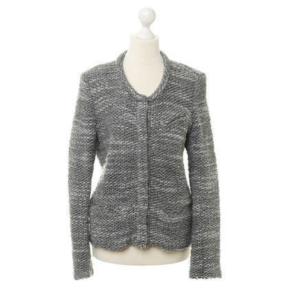 Iro Strickjacke in Grau