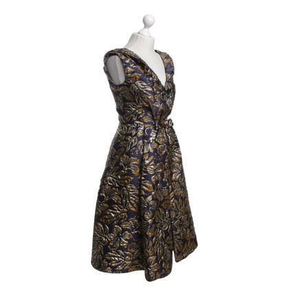 Prada Dress in brocade style