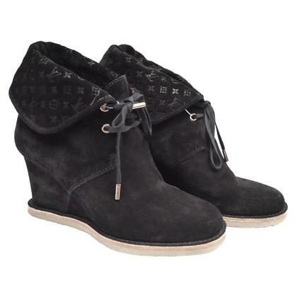 Louis Vuitton Boots with wedge heel