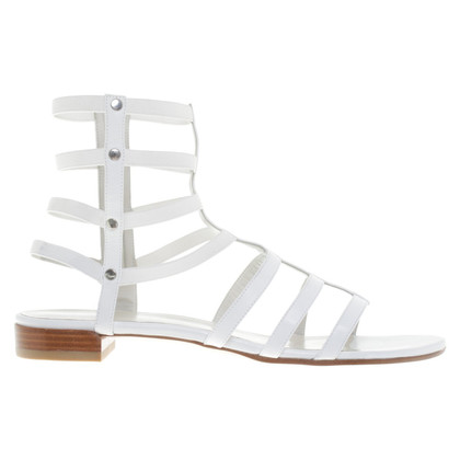 Stuart Weitzman Sandals in White