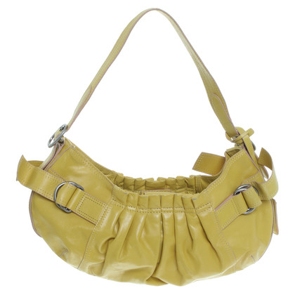 DKNY Small handbag in yellow