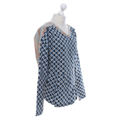 Marni for H&M Blouse with pattern
