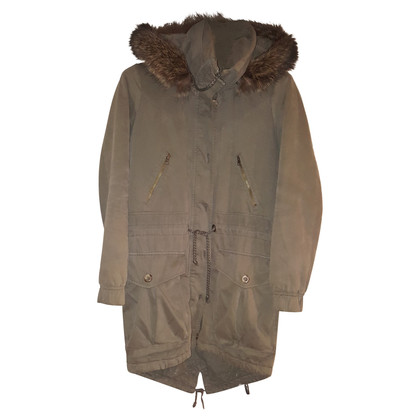 IQ Berlin Parka with real fur