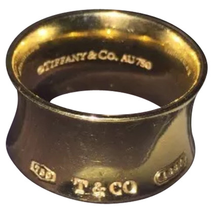 Tiffany & Co. Anello in oro giallo