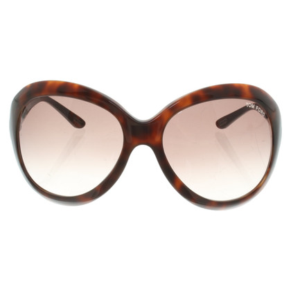 Tom Ford Schildpadzonnebril