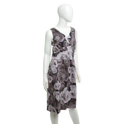 Hobbs Kleid mit Rosen-Muster