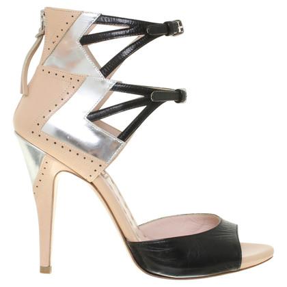 Miu Miu Mehrfarbige Sandaletten