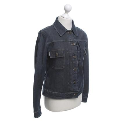 Burberry Denim jacket in dark blue