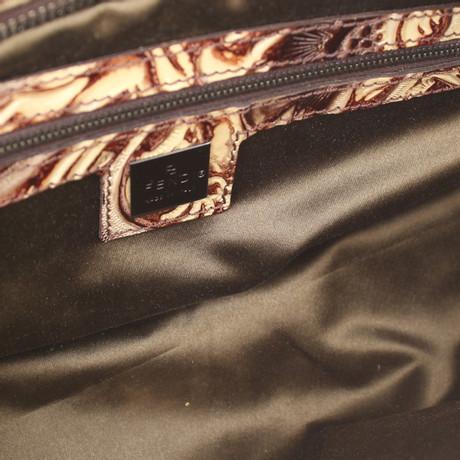 Fendi Bag in Zierrelief Braun Austrittsstellen Zum Verkauf Bester Ort Zum Verkauf Verkauf Wählen Eine Beste Günstig Kaufen Neuesten Kollektionen Wie Viel LUcMirz