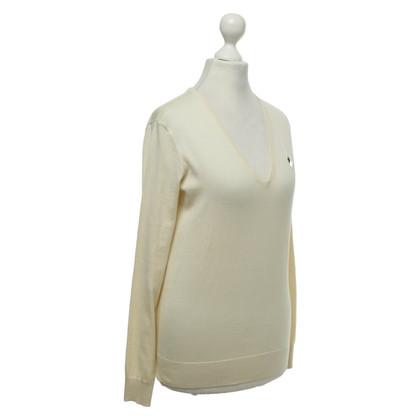 Ralph Lauren Fine knit sweater in cream