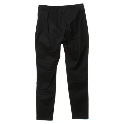 Kaviar Gauche Trousers with leather trim