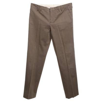 Prada Khakifarbene Hose