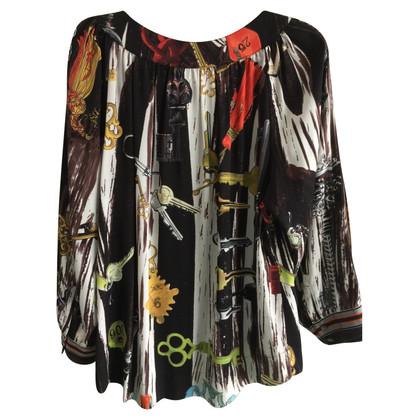 Diane von Furstenberg Silk Suit di Diane von Furstenberg