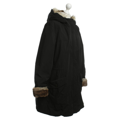 Basler Parka with fur lining