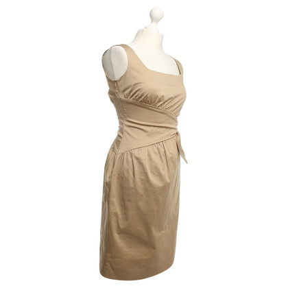 Moschino Cheap and Chic Dress in Beige