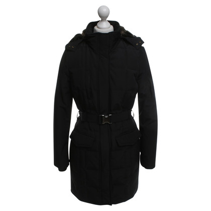Woolrich Down jacket in black