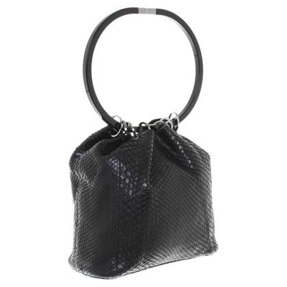 Gucci Handbag made of snakeskin
