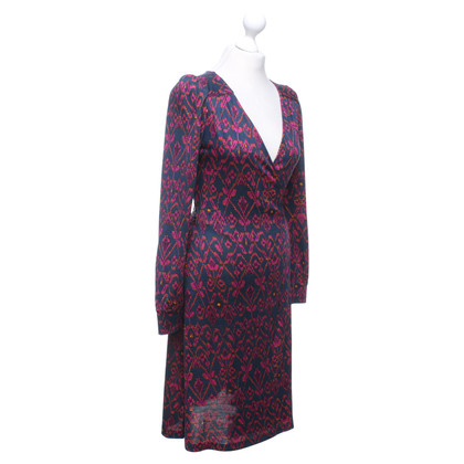 Diane von Furstenberg Wrap dress made of silk