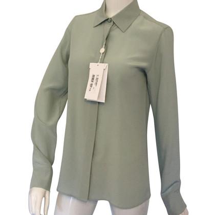 Maison Martin Margiela Silk blouse