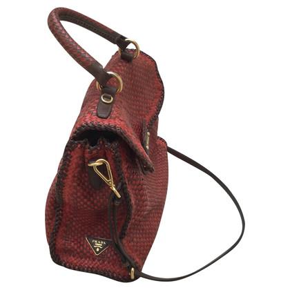 """Prada """"Madras Bag"""""""