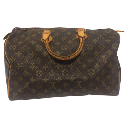 "Louis Vuitton ""Speedy Monogram Canvas 35"""