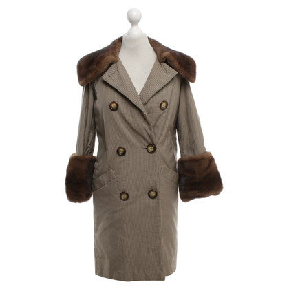Michael Kors Coat with fur trim