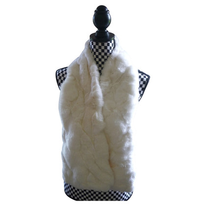 Chanel Fur shawl / stole