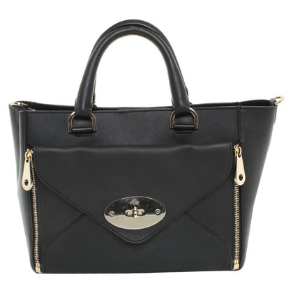 Mulberry Bag in nero
