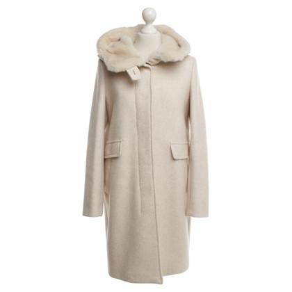 Autres marques Marella - manteau blanc à la crème