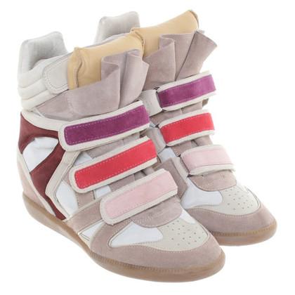 """Isabel Marant Cunei di sneaker """"Bekett"""""""
