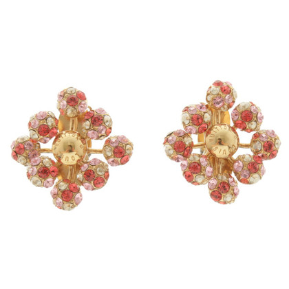 Louis Vuitton Earrings with gems