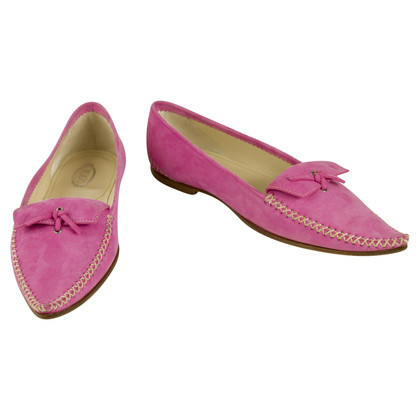 Tod's Slipper in pink